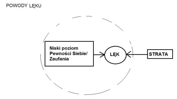 Wykres 10.1 Mind OS Powody Lęku