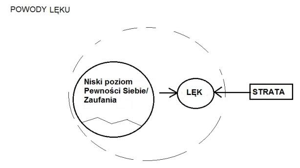 Wykres 10.2 Mind OS Powody Lęku
