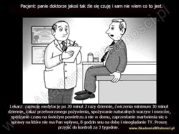 Lekarz - Akademia Witalności