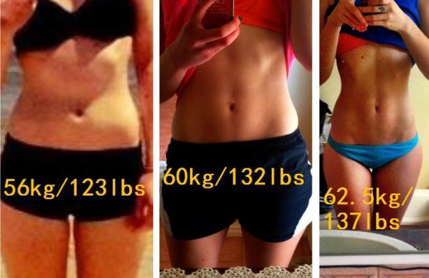 Przybierz na wadze i wyglądaj dobrze