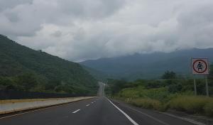 Droga Meksyk Acapulco